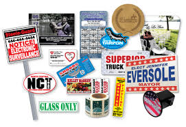 Decals, Labels & More